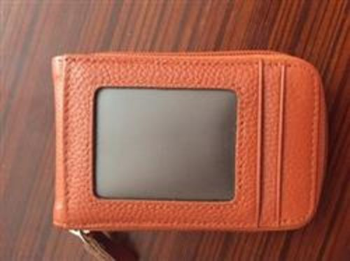 Large Capacity RFID Folding Wallet Card Holder photo review